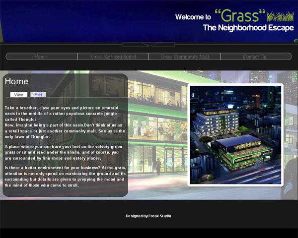 Freak Studio 's Client : Grass on Thonglor 12