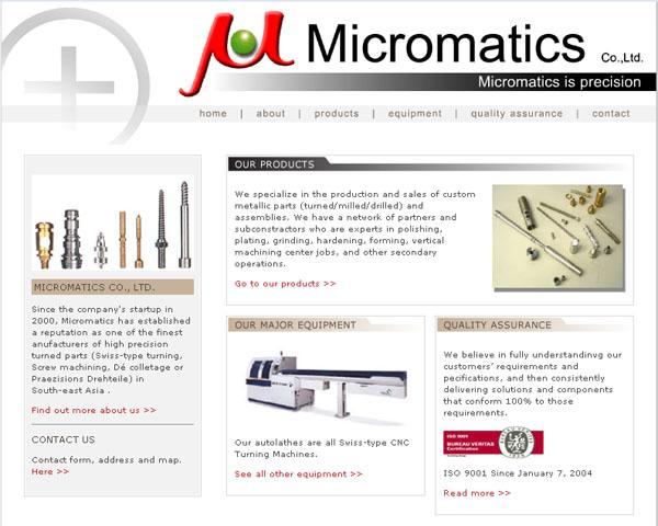 Freak Studio's Client Micromatics